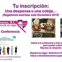 Conferencia-Conversemos sobre Manejo del estrs en el trabajo