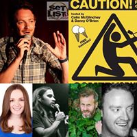 The Comedy Crunch Presents Andrew Stanley plus guests