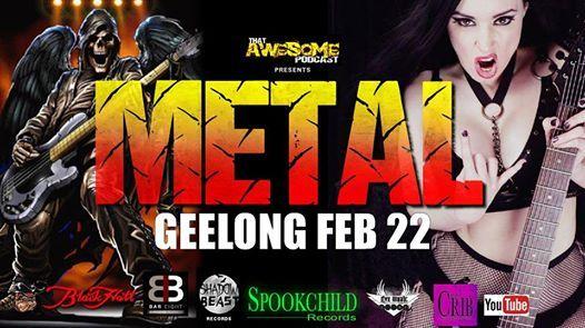 METAL in Geelong