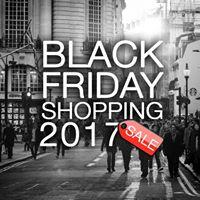Black Friday Shopping 2017