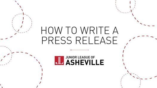 How to Write a Press Release - Members Only