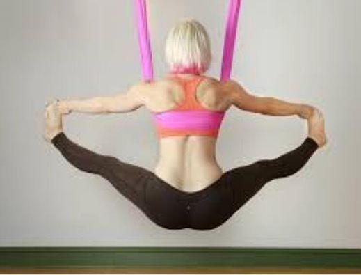 Aerial Yoga Intro Class