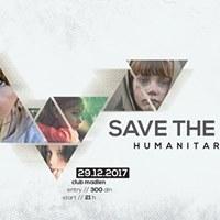 SAVE the KIDS - Humanitarna akcija