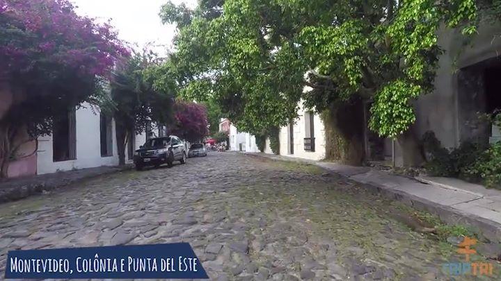 Apaixone-se por Montevideo Colnia e Punta com a TripTri 2507