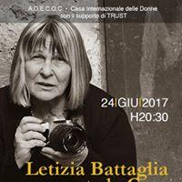 Letizia Battaglia racconta la Casa