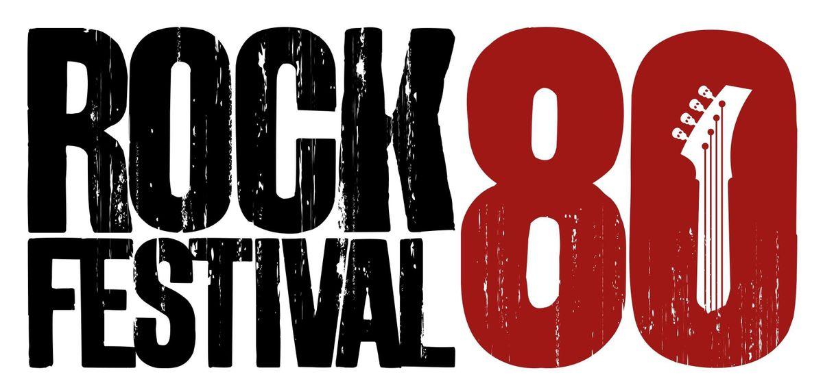 Rock 80 Festival Terespolis - De 24 a 265 de 2019.