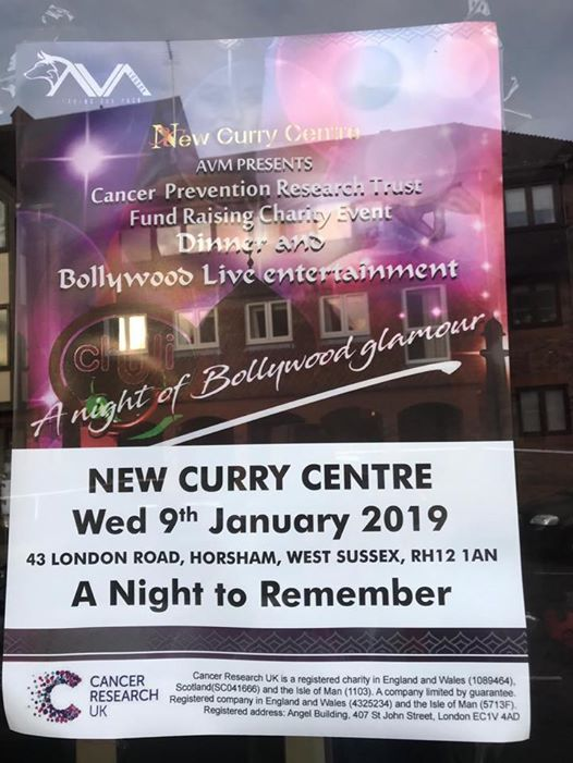 A Night Of Bollywood Glamour At New Curry Centre Horsham