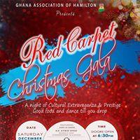 Ghana  Association Of Hamilton