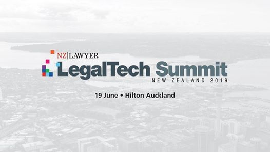 Legal Tech Summit NZ 2019