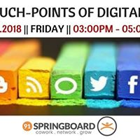 Multiple touchpoints of Digital Marketing