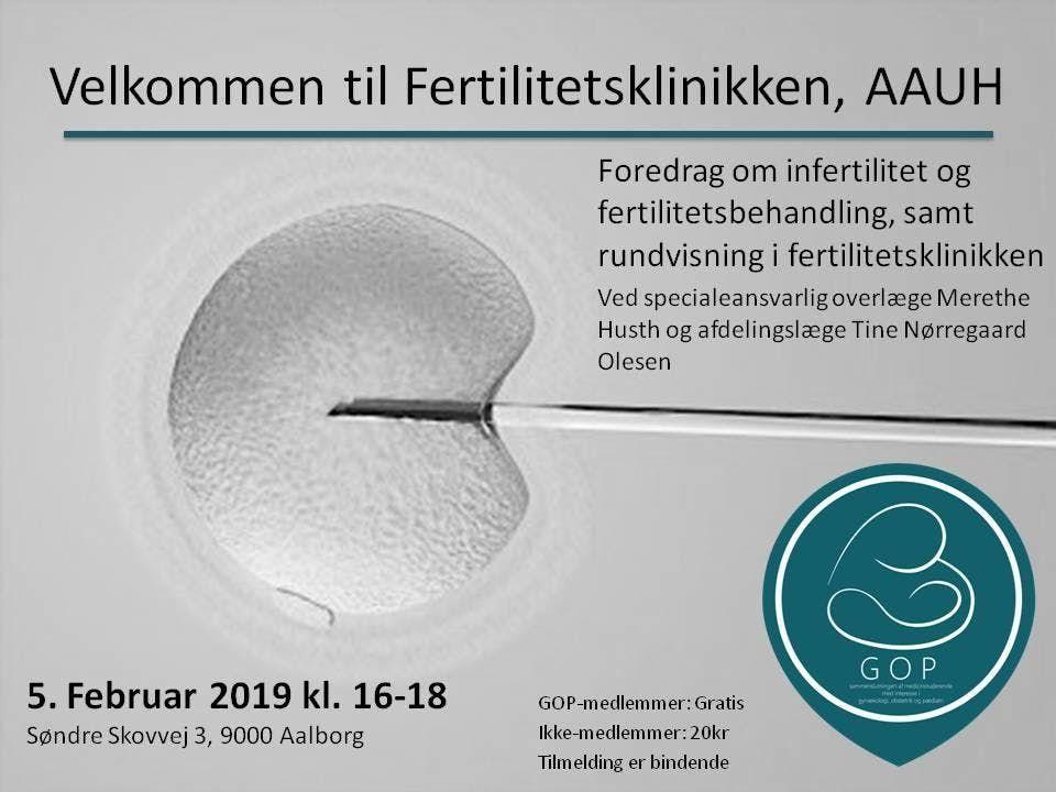 Velkommen til Fertilitetsklinikken AAUH