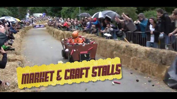 Sunderland  Soapbox Race  Herrington Country Park