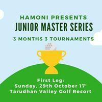 Junior Master Series Leg 1