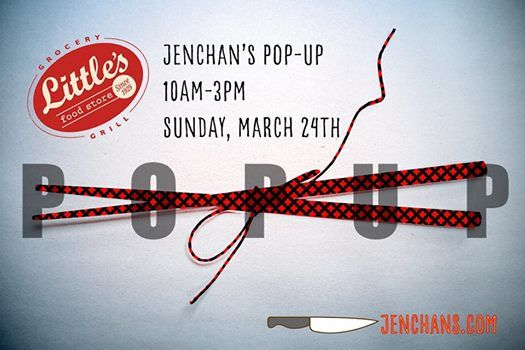 JenChans March 24th PopUp