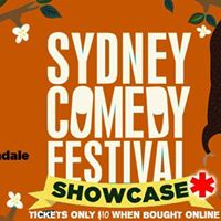 Sydney Comedy Festival Showcases 5 at Comedy On Edge