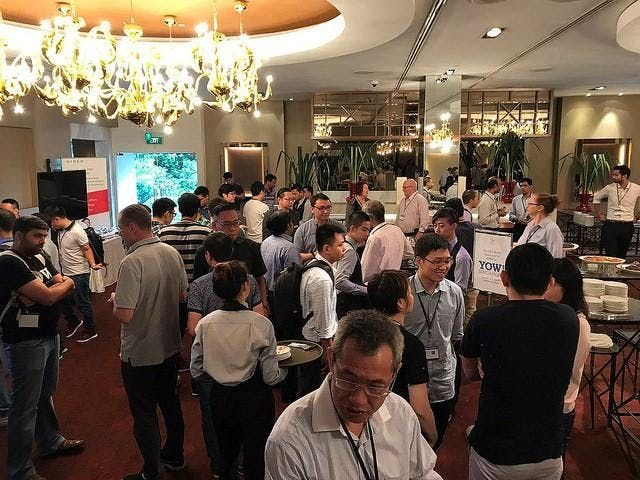 YOW Singapore Conference 2018 - Sept 8