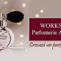 Workshop Parfumerie Artizanala
