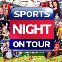 Sports Night On Tour at SNOBS