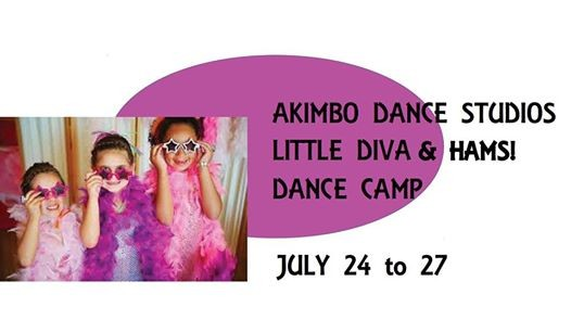 Little Divas Hams Dance Camp At Akimbo Dance Studios Kamloops