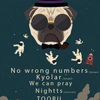 Kyolar en San martin gira con No wrong numbers