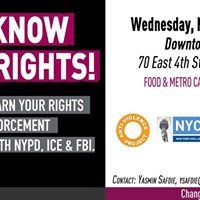 Manhattan Know Your Rights Training