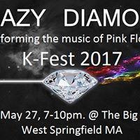 K-Fest 2017 - Crazy Diamond