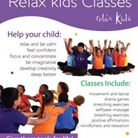 Relax Kids coming to Wilmslow in September  The Lindow Lawn Tennis Club