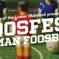 FoosFest Human Foosball with United Way
