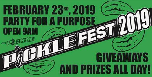 Pickle FEST 2019