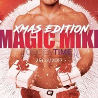 Magic Mike Christmas Edition w DeeJayTime at TopSix 25.12.