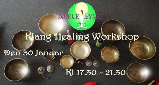 Sjlelyset Klang Healing workshop