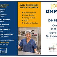 DMPS Job Fair