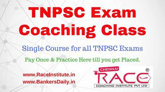 TNPSC New Batch starts from 12-10-2018 in coimbatore
