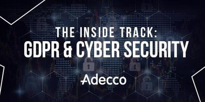 The Inside Track GDPR & Cyber Security