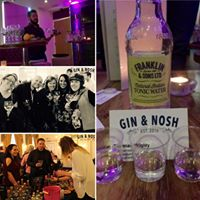 Gin tasting evening with Gin and Nosh