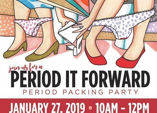 Period It Forward Period Pack Party
