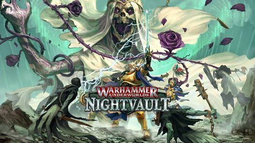 Warhammer Underworlds Induction