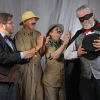 Theatre Suburbia presentsThe Man in the Locket by Kris Thompson