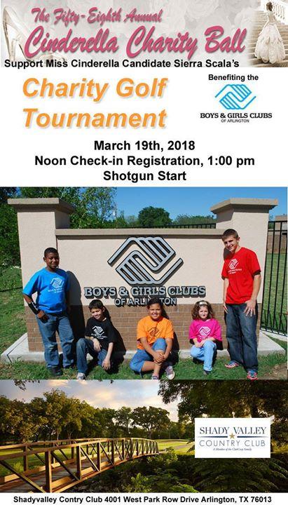 Cinderella Charity Golf Tournament
