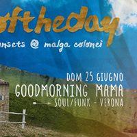 PeakOfTheDay - Music Sunsets at Malga Colonei