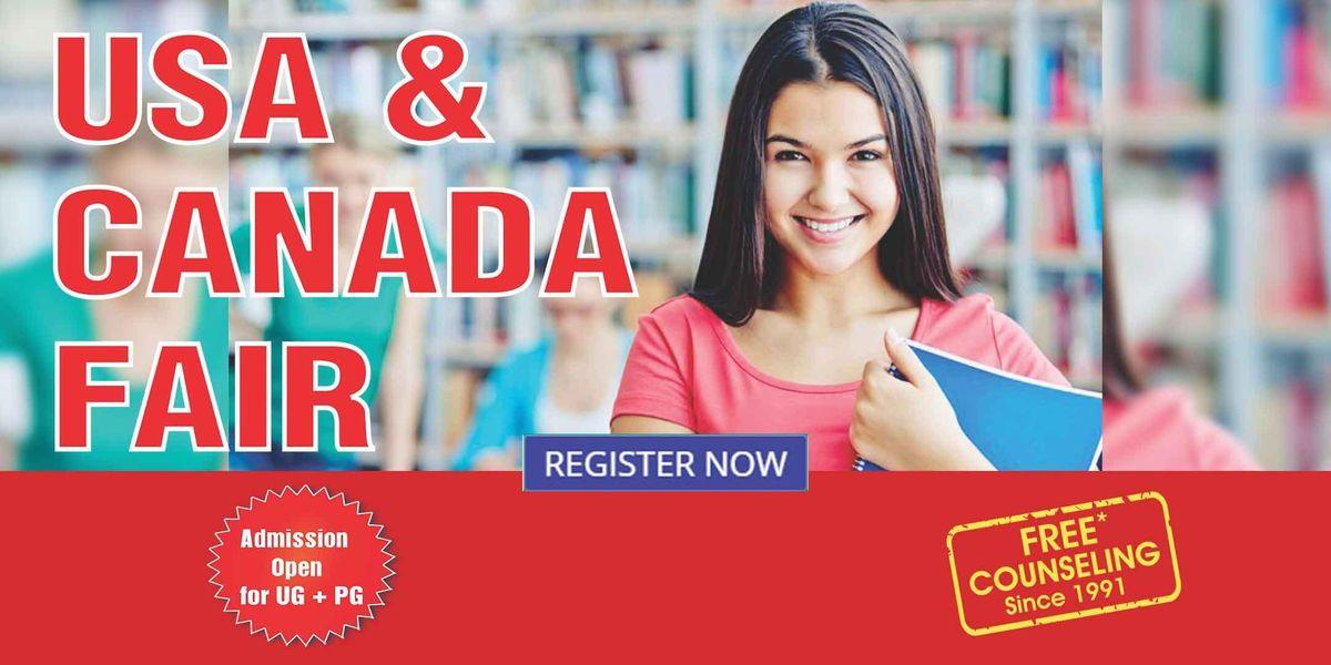 USA and Canada Fair in Chennai