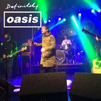 Definitely Oasis - Oasis Tribute &amp Kingsley Beat in Brighton