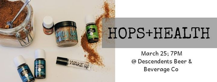 Hops and Health An Intro to Essential Oils and Toxin-Free