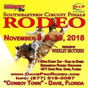 Davie Pro Rodeo Festivals Events