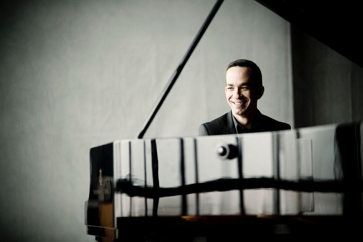 Inon Barnatan Pianist