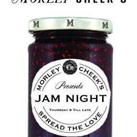 Morley Cheeks Jam Night