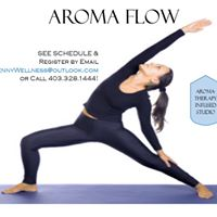 AromaFlow - Frankincense