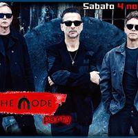 Exenzia Depeche Mode Party - Live  Violatorz [DM Tribute]