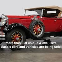 Sale of a unique collection of classics by Epic Auctions