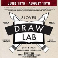 Slover Draw Lab Make Comics NOW